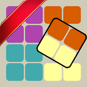 FREE App Ruby Square: logical puzzle game (700 levels)