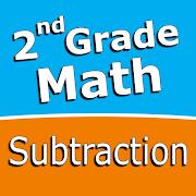 FREE App Second grade Math - Subtraction
