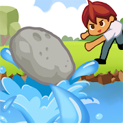 FREE App Skipping Stone Clicker