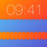 FREE App Slick - Lock Screen by Customizing your Wallpapers