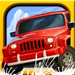 FREE App Snow Off Road -- Mountain Mud/Dirt Driving Game