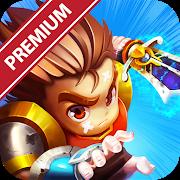 FREE App Soul Warrior: Sword and Magic - RPG Adventure