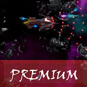 FREE App Space Shooter : AsaP Bullet Hell Red