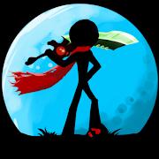 FREE App Stickman Ghost: Ninja Warrior Action Offline Game
