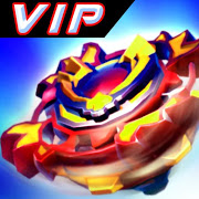 FREE App Super God Blade VIP : Spin the Ultimate Top!