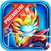 FREE App Superhero Armor: City War - Robot Fighting Premium