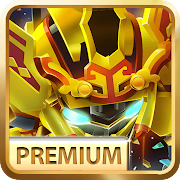 FREE App Superhero Fruit 2 Premium: Robot Fighting