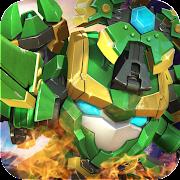 FREE App Superhero Fruit Premium: Robot Wars Future Battles
