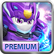 FREE App Superhero Robot Premium: Hero Fight - Offline RPG