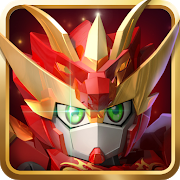 FREE App Superhero War Premium: Robot Fight - Action RPG