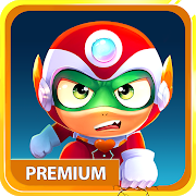 FREE App Superheroes Junior: Robo Fighting - Offline Game