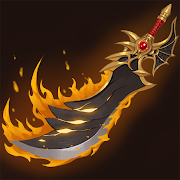 FREE App Sword Knights+ : Ghost Hunter (idle rpg)