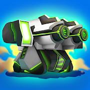 FREE App Tank Raid Online 2 - 3D Galaxy Battles