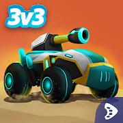 FREE App Tank Raid Online Premium - 3v3 Battles