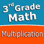 FREE App Third grade Math - Multiplication