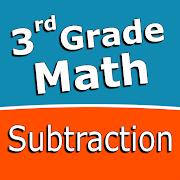 FREE App Third grade Math - Subtraction