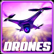 FREE App Tiny Drones - City Flight