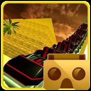 FREE App VR Desert Roller Coaster - Egypt
