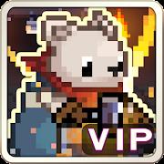 FREE App Warriors' Market Mayhem VIP : Offline Retro RPG