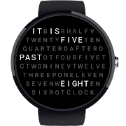 FREE App Word Clock - Watchface
