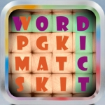 FREE App WordDict : Word Search Puzzles