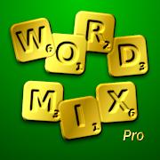 FREE App WordMix Pro - a living crossword puzzle