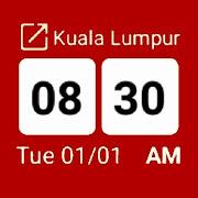 FREE App World Clock Widget +