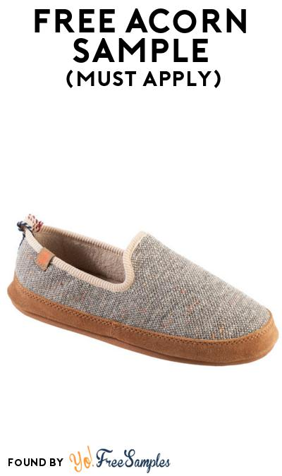 FREE Acorn Women's Loafer, Thong, Slipper or Clog At BzzAgent (Must Apply)