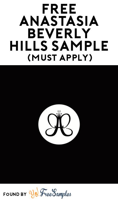 FREE Anastasia Beverly Hills Sample At BzzAgent (Must Apply)