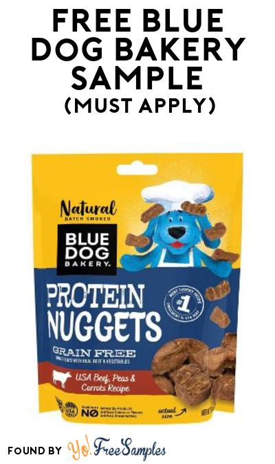 FREE Blue Dog Bakery Sample At BzzAgent (Must Apply)