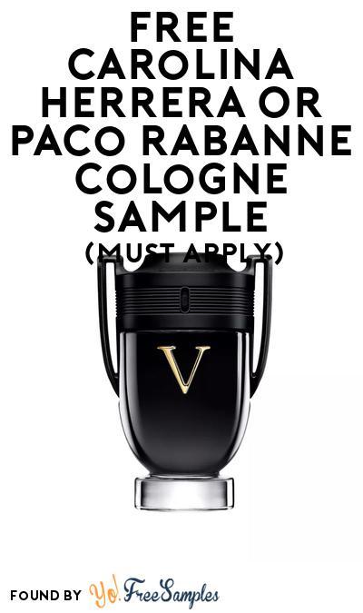 FREE Carolina Herrera or Paco Rabanne Fragrance At BzzAgent (Must Apply)