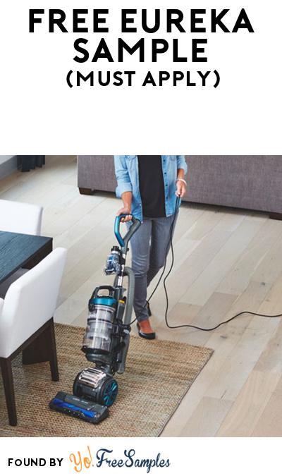 FREE Eureka FloorRover Elite Upright Vacuum At BzzAgent (Must Apply)