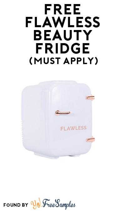 FREE Flawless Beauty Fridge At BzzAgent (Must Apply)