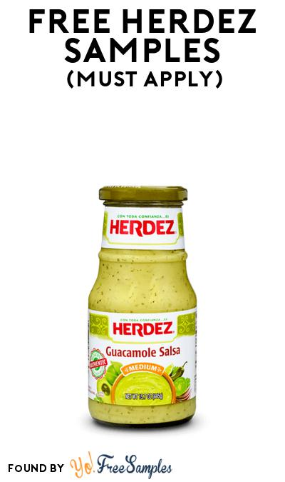 FREE Herdez Taqueria Street Sauce Samples At BzzAgent (Must Apply)
