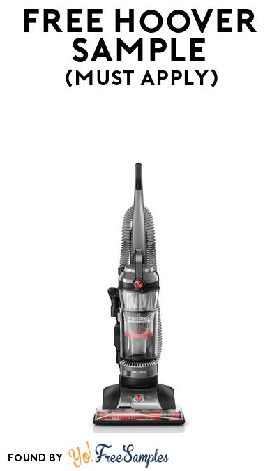 FREE Hoover ONEPWR Cordless Vacuum At BzzAgent (Must Apply)