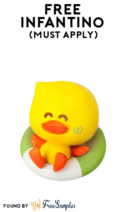FREE Infantino Bath Duck Squirt & Temperature Tester At BzzAgent (Must Apply)