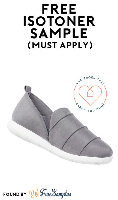 FREE Isotoner Serenity Slip-On & More At BzzAgent (Must Apply)
