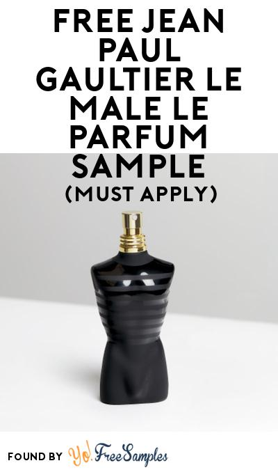 FREE Jean Paul Gaultier Le Male Le Parfum Sample At BzzAgent (Must Apply)