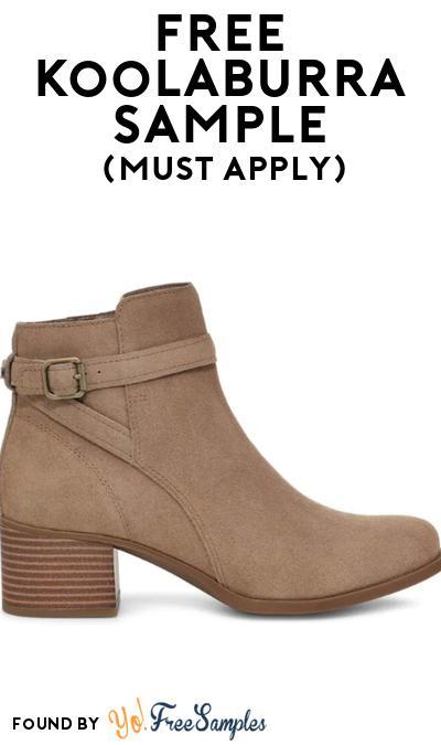 FREE Koolaburra Footwear At BzzAgent (Must Apply)