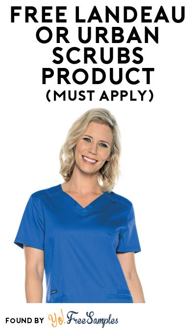 FREE Landeau Or Urban Scrubs Product At BzzAgent (Must Apply)