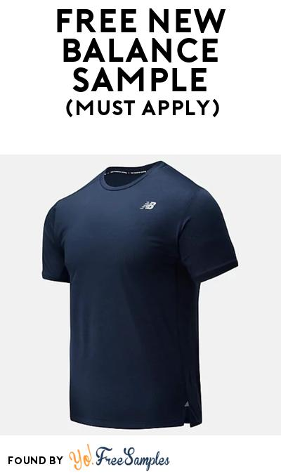 FREE New Balance Clothing At BzzAgent (Must Apply)
