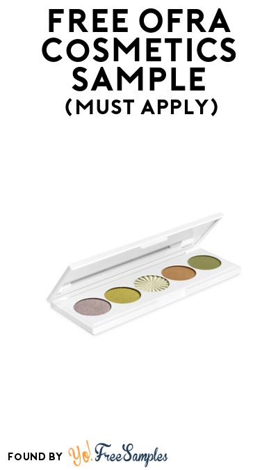FREE Ofra Cosmetics Sample At BzzAgent (Must Apply)