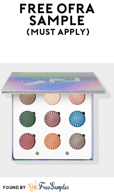 FREE Ofra Glitch Palette At BzzAgent (Must Apply)