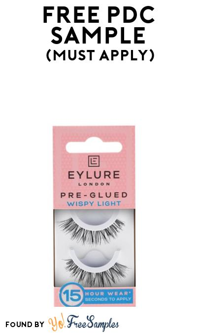 FREE Eylure Pre-Glued Lashes At BzzAgent (Must Apply)