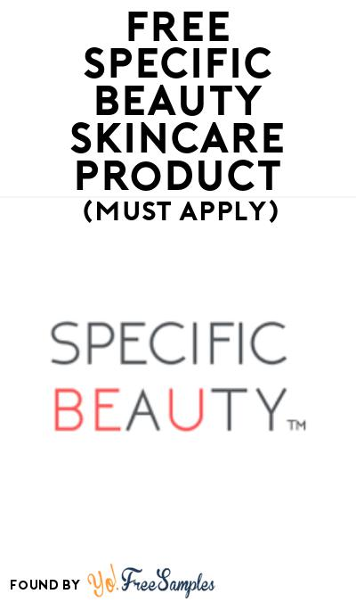 FREE Specific Beauty Skincare Product At BzzAgent (Must Apply)