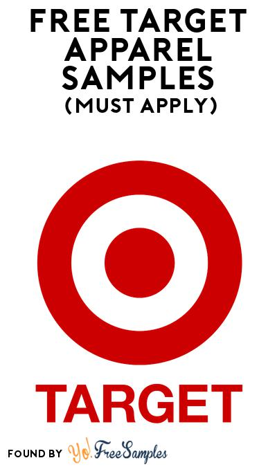 FREE Target Apparel Samples At BzzAgent (Must Apply)