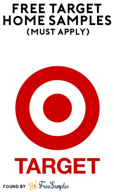 FREE Target Home Samples At BzzAgent (Must Apply)