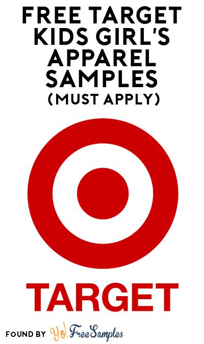 FREE Target Kids Girl's Apparel Samples At BzzAgent (Must Apply)