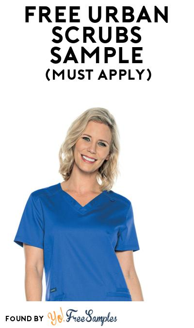 FREE Urban Scrubs Sample At BzzAgent (Must Apply)