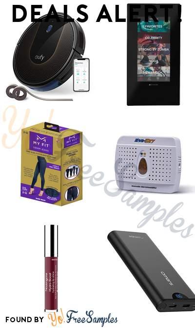 DEALS ALERT: eufy RoboVac 30C, Echelon Smart Mirror, My Fit Jeans Denim Yoga Pant Comfort, Eva-dry Mini Dehumidifier & More